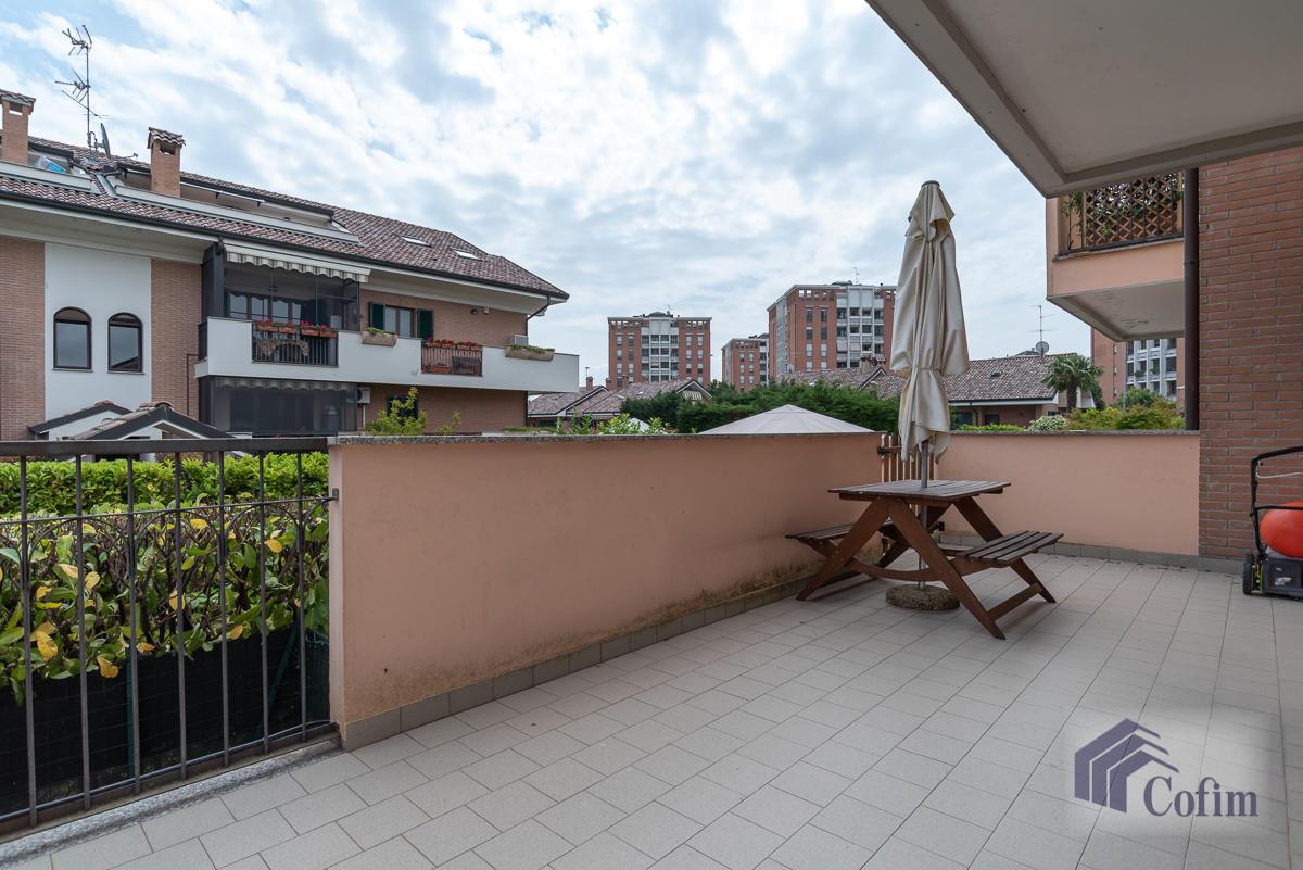 Trilocale con taverna e giardino privato  Bettolino (Mediglia) - in Vendita - 7