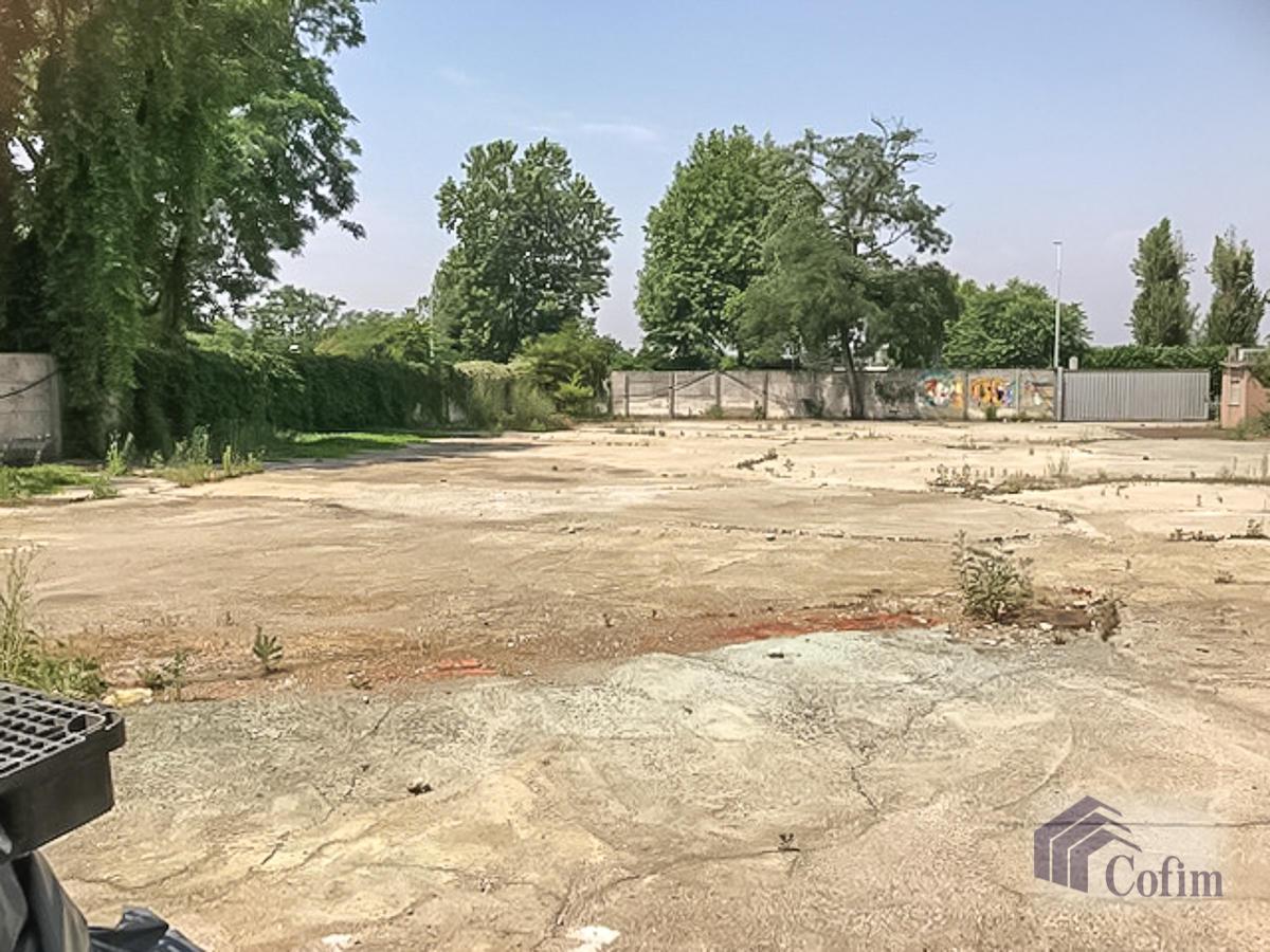 Capannone più terreno edificabile  Novegro (Segrate) Vendita in Esclusiva - 8