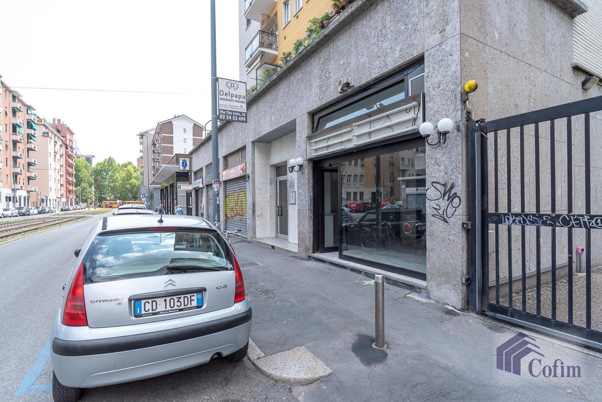 Negozio Milano (P.ta Romana) in Affitto - 15