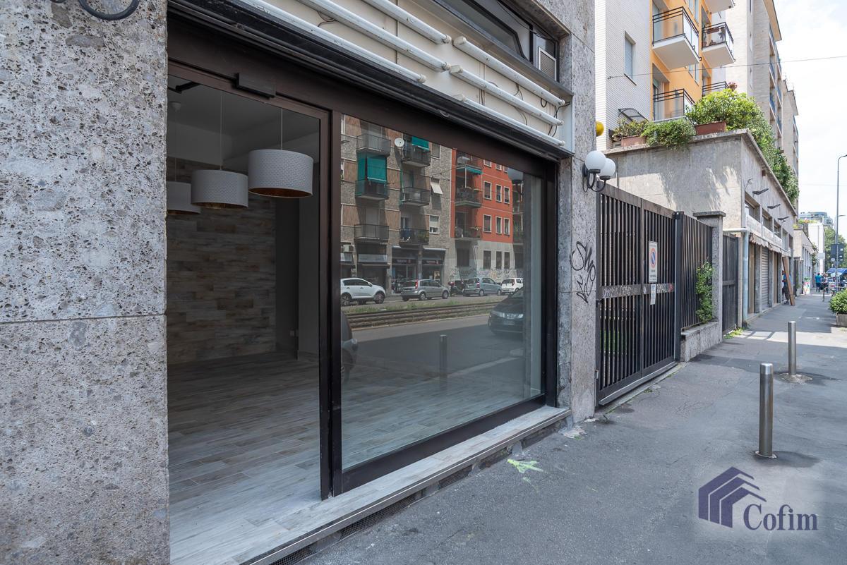 Negozio Milano (P.ta Romana) - in Affitto