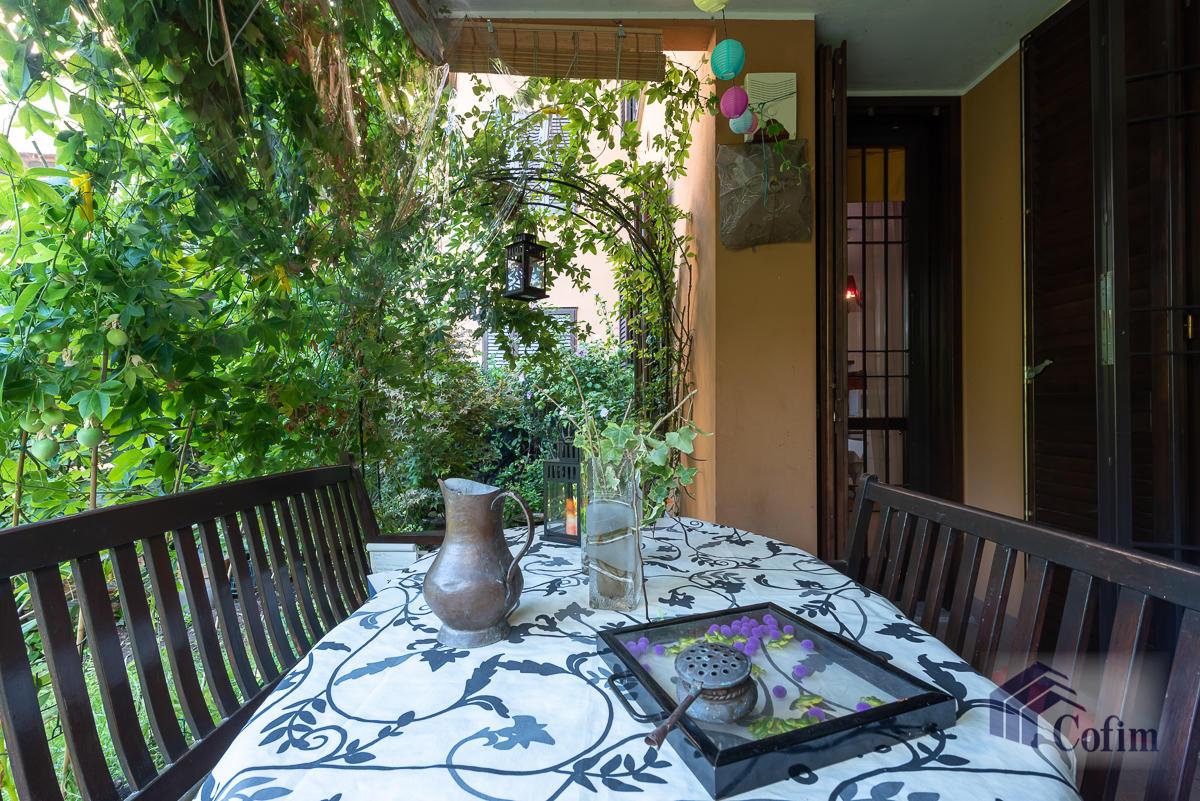 Bilocale con giardino in  San Bovio (Peschiera Borromeo) - in Vendita - 10
