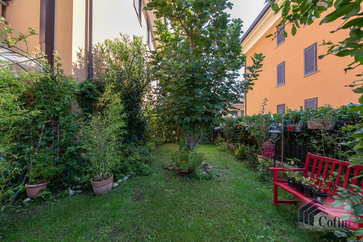 Bilocale con giardino in  San Bovio (Peschiera Borromeo) - in Vendita - 11