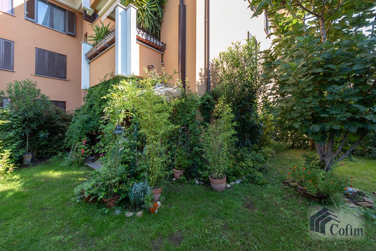 Bilocale con giardino in  San Bovio (Peschiera Borromeo) - in Vendita - 13