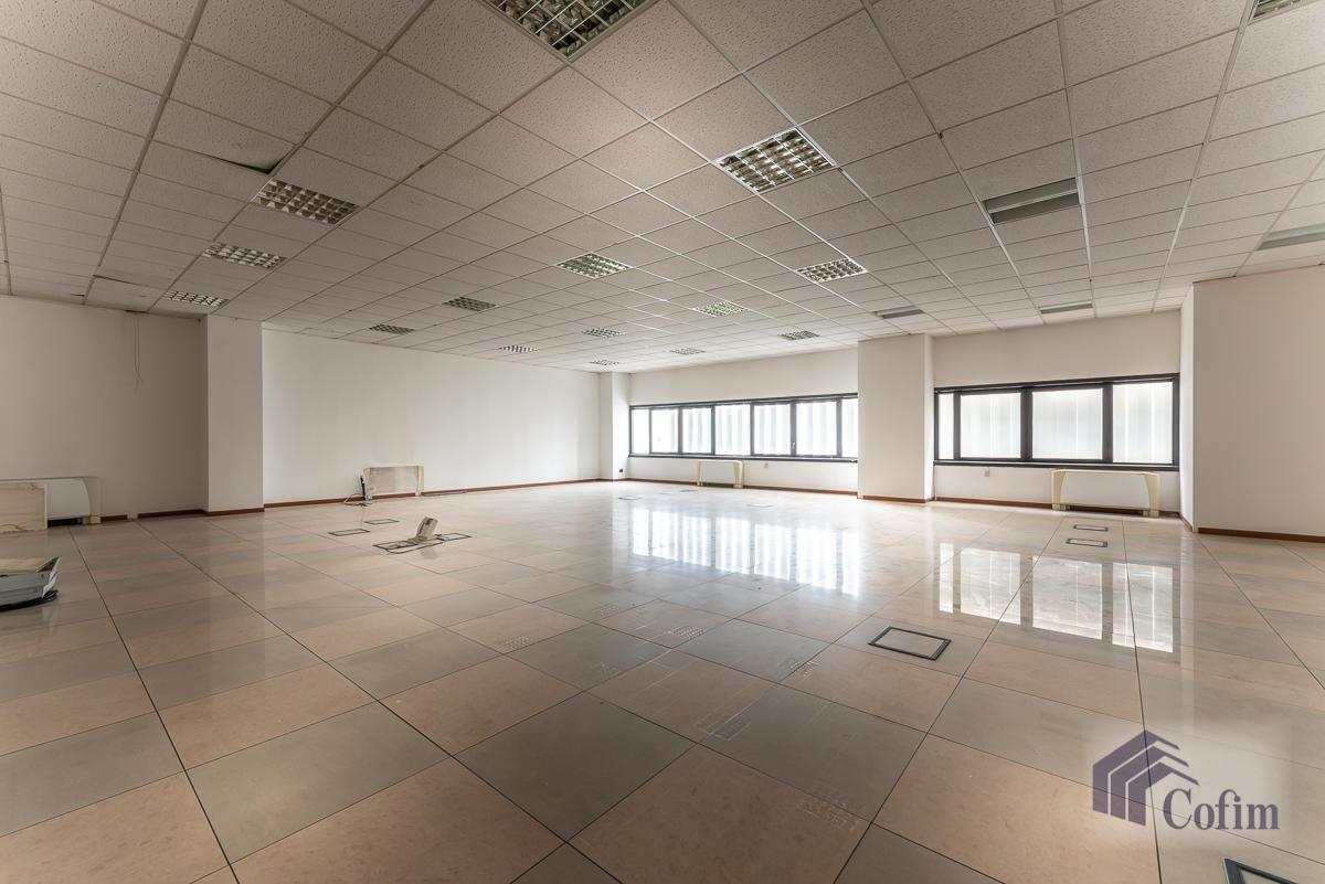Ufficio ristrutturato e cablato  Segrate (Segrate) Affitto in Esclusiva - 4