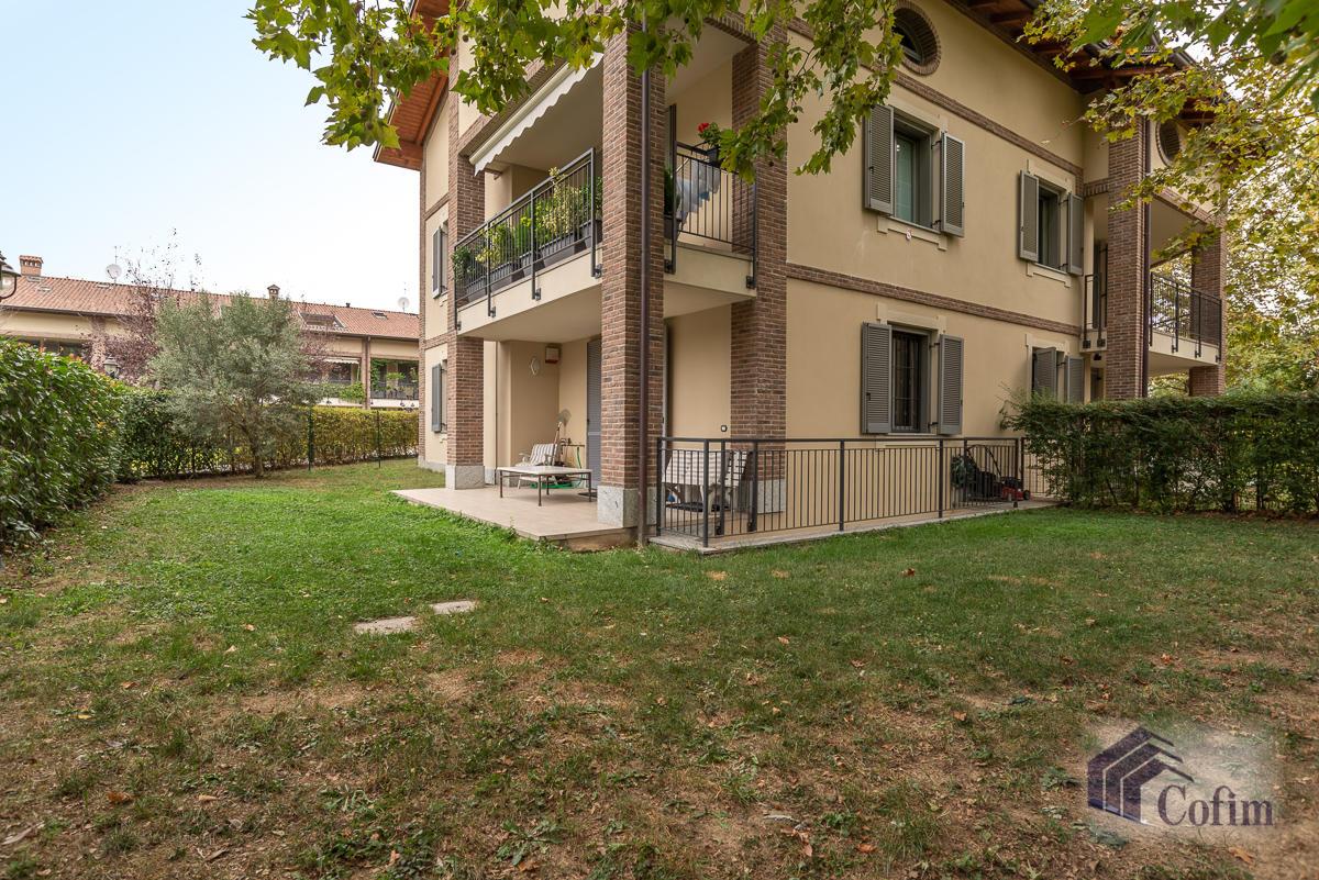 Bilocale ampio con giardino e taverna in San Bovio (Peschiera Borromeo) - in Vendita - 8