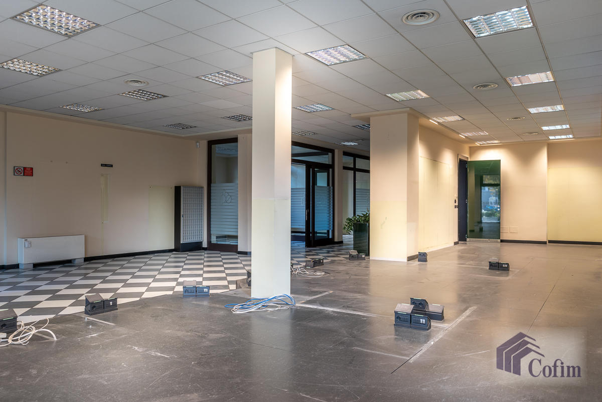 Ufficio in zona centralissima  Segrate (Segrate) Affitto in Esclusiva - 6