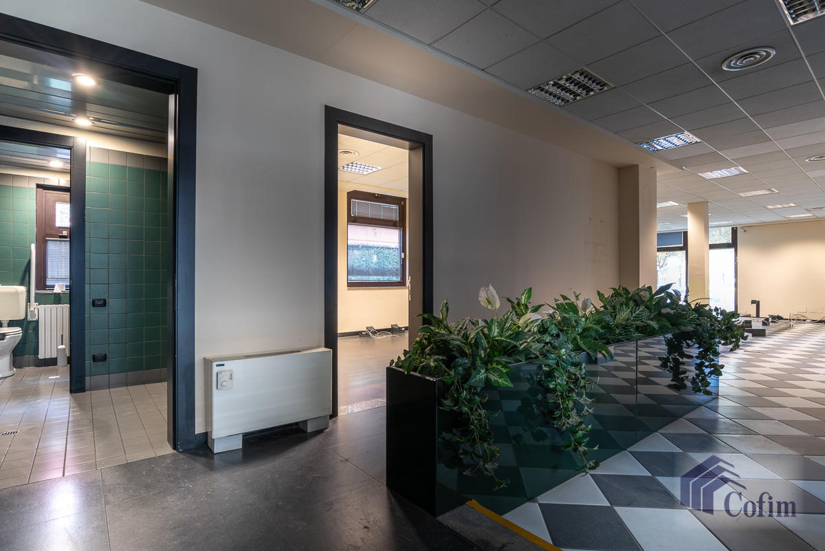 Ufficio in zona centralissima  Segrate (Segrate) Affitto in Esclusiva - 3