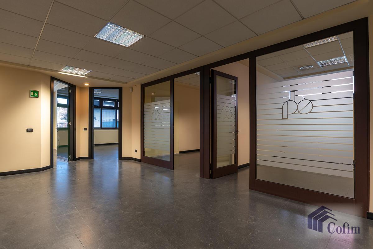 Ufficio in zona centralissima  Segrate (Segrate) Affitto in Esclusiva - 5