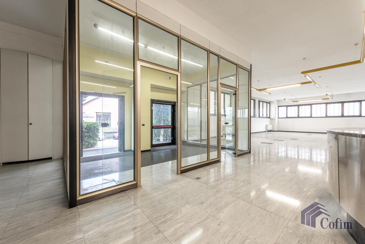 Ufficio ottima visibilità a Segrate - in Affitto - 9