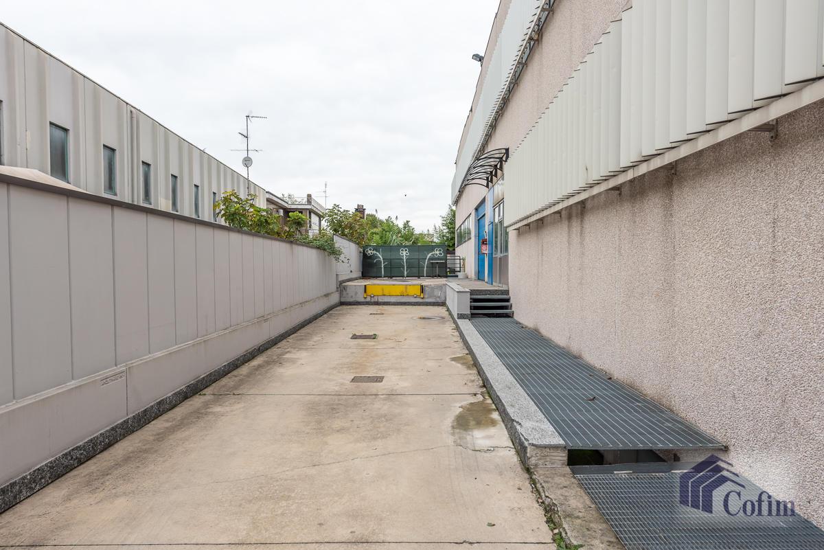 Ufficio ottima visibilità a Segrate - in Affitto - 16