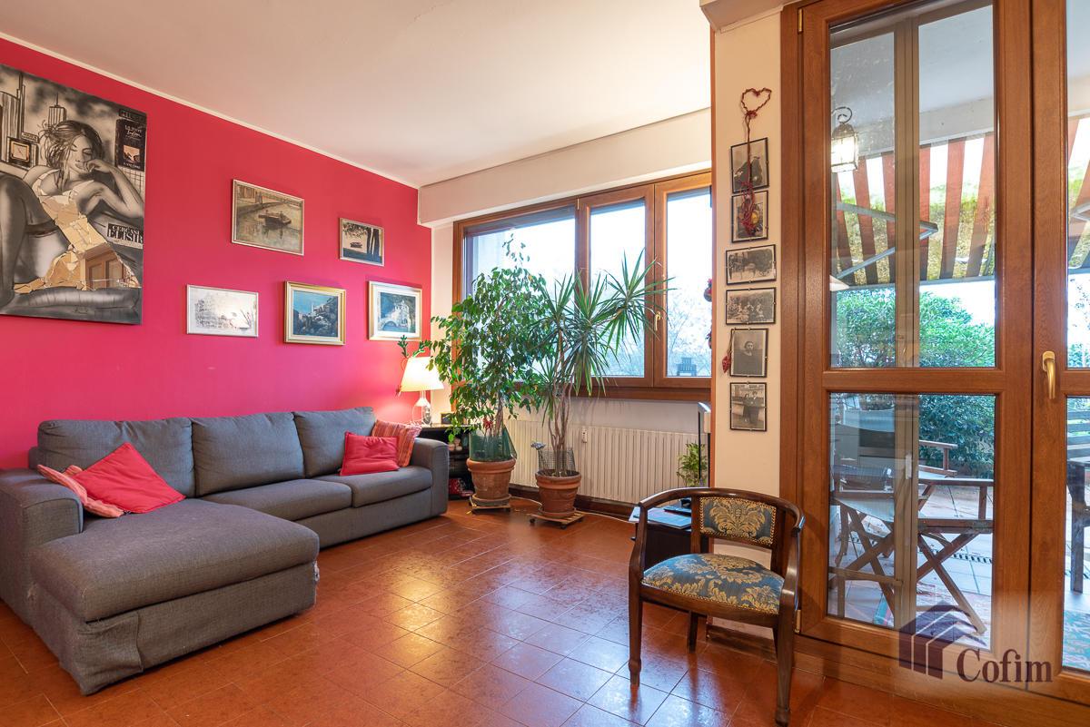 Trilocale confortevole con giardino in  San Felicino (Peschiera Borromeo) Vendita in Esclusiva - 1