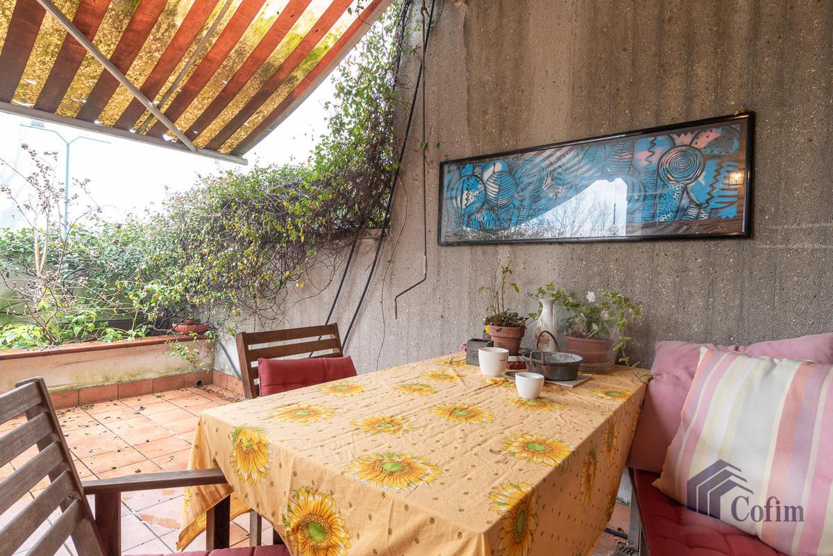 Trilocale confortevole con giardino in  San Felicino (Peschiera Borromeo) Vendita in Esclusiva - 14