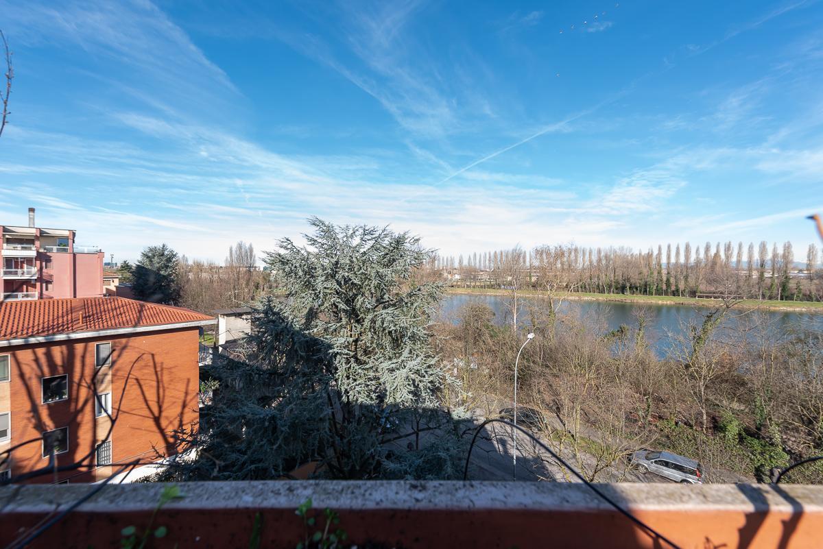 Attico con vista laghetto  Zelo Foramagno (Peschiera Borromeo) Vendita in Esclusiva - 24