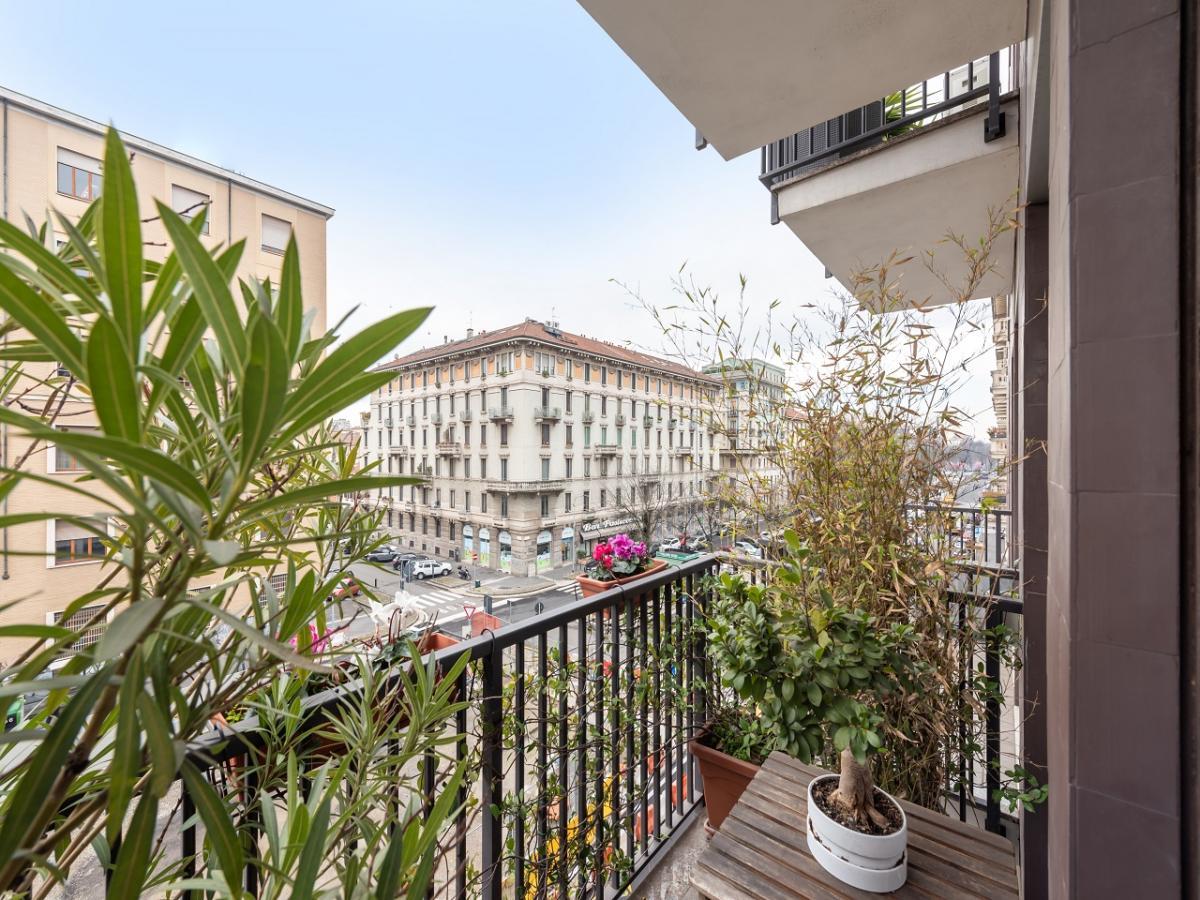 Appartamento Milano (Indipendenza) Vendita in Esclusiva - 19