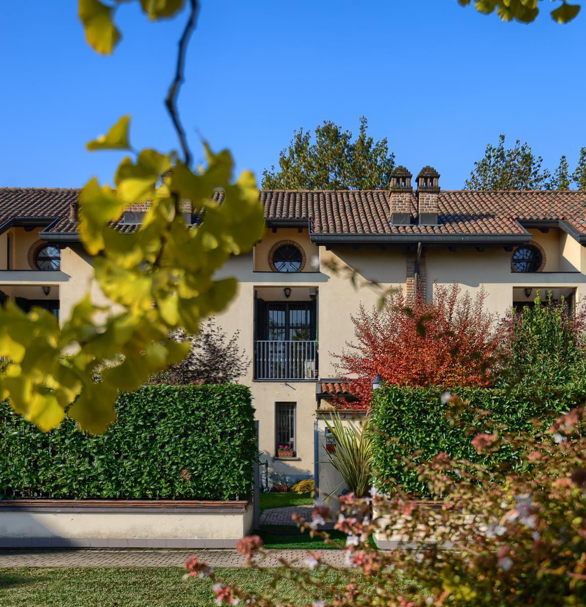 Villa a schiera nella  Residenza Longhignana (Peschiera Borromeo) Vendita in Esclusiva - 9