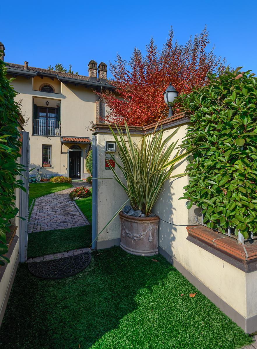 Villa a schiera nella  Residenza Longhignana (Peschiera Borromeo) Vendita in Esclusiva - 4