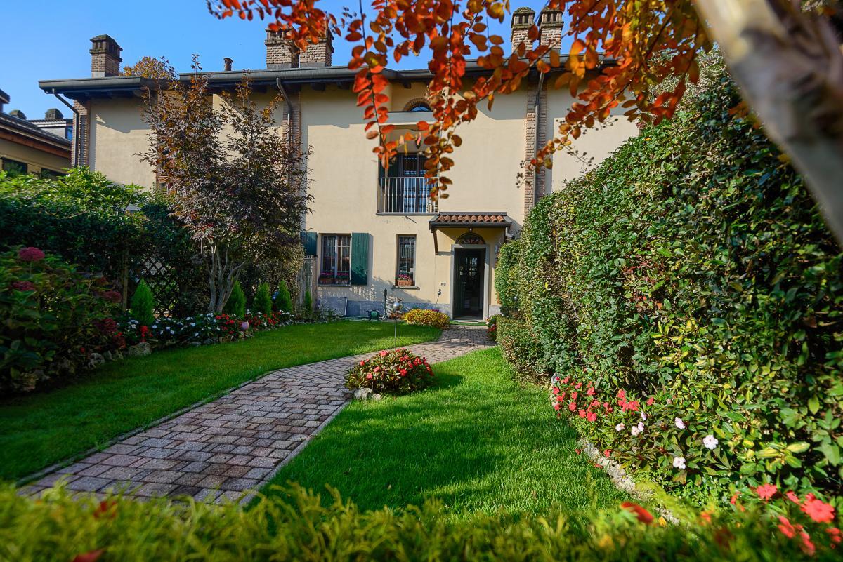 Villa a schiera nella  Residenza Longhignana (Peschiera Borromeo) Vendita in Esclusiva - 3