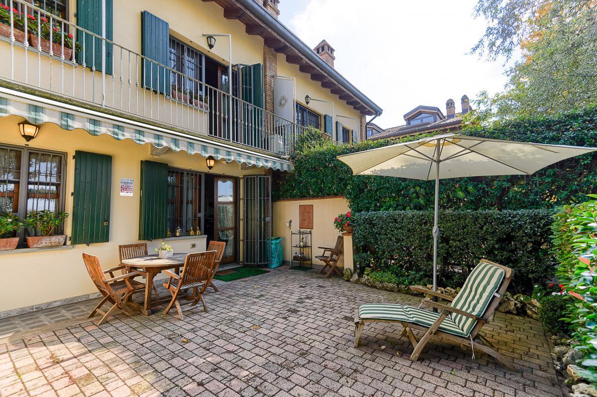 Villa a schiera nella  Residenza Longhignana (Peschiera Borromeo) Vendita in Esclusiva - 11