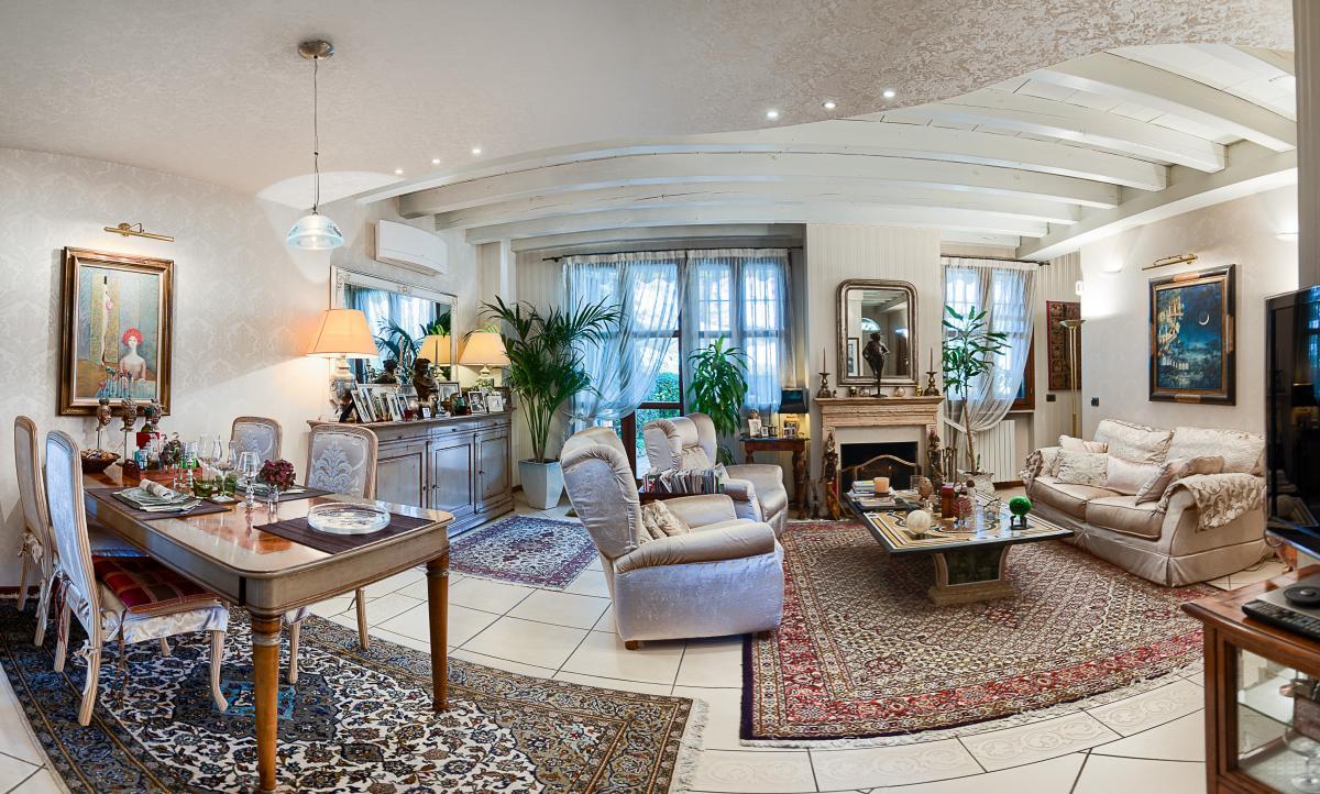 Villa a schiera nella  Residenza Longhignana (Peschiera Borromeo) Vendita in Esclusiva - 1