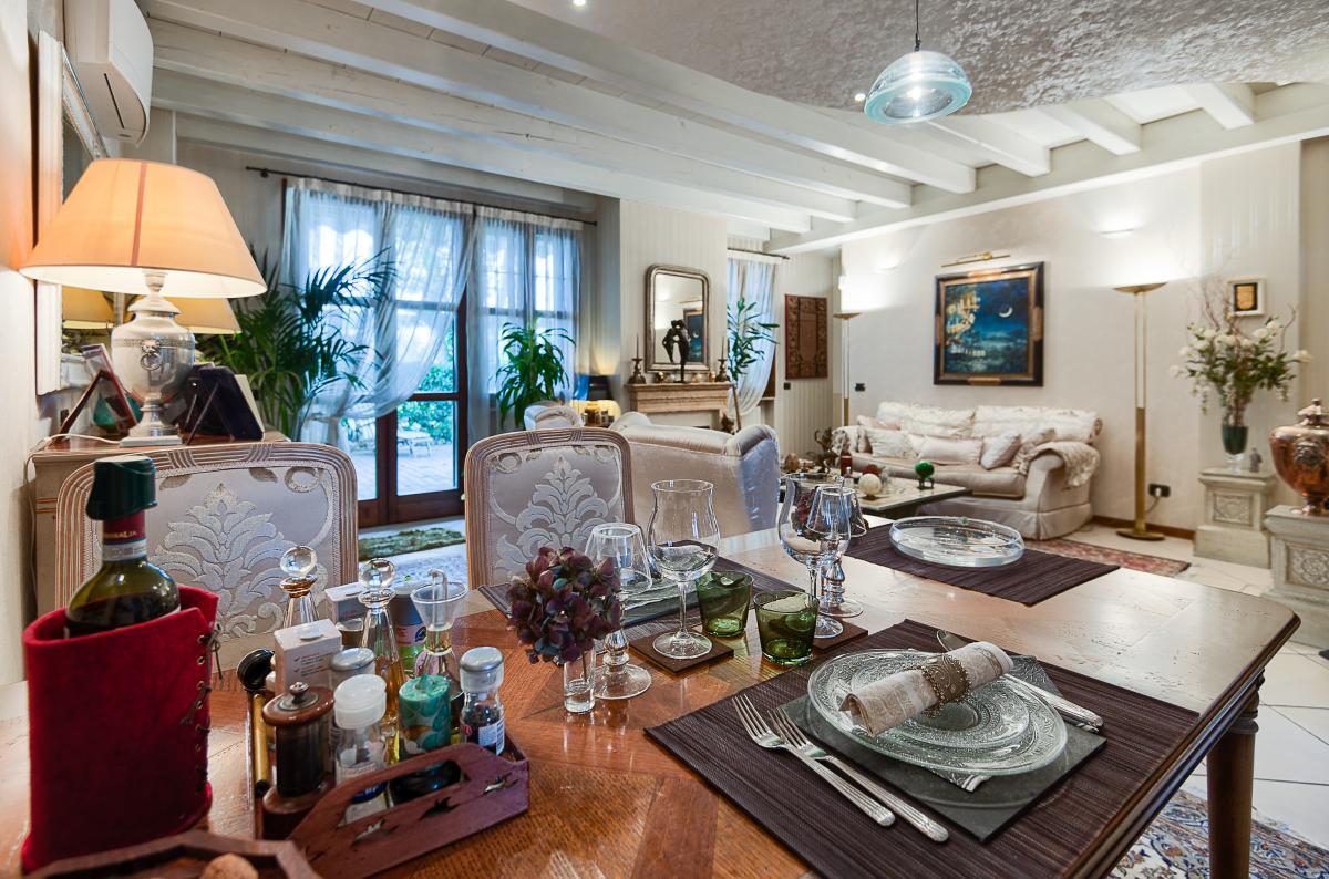 Villa a schiera nella  Residenza Longhignana (Peschiera Borromeo) Vendita in Esclusiva - 15
