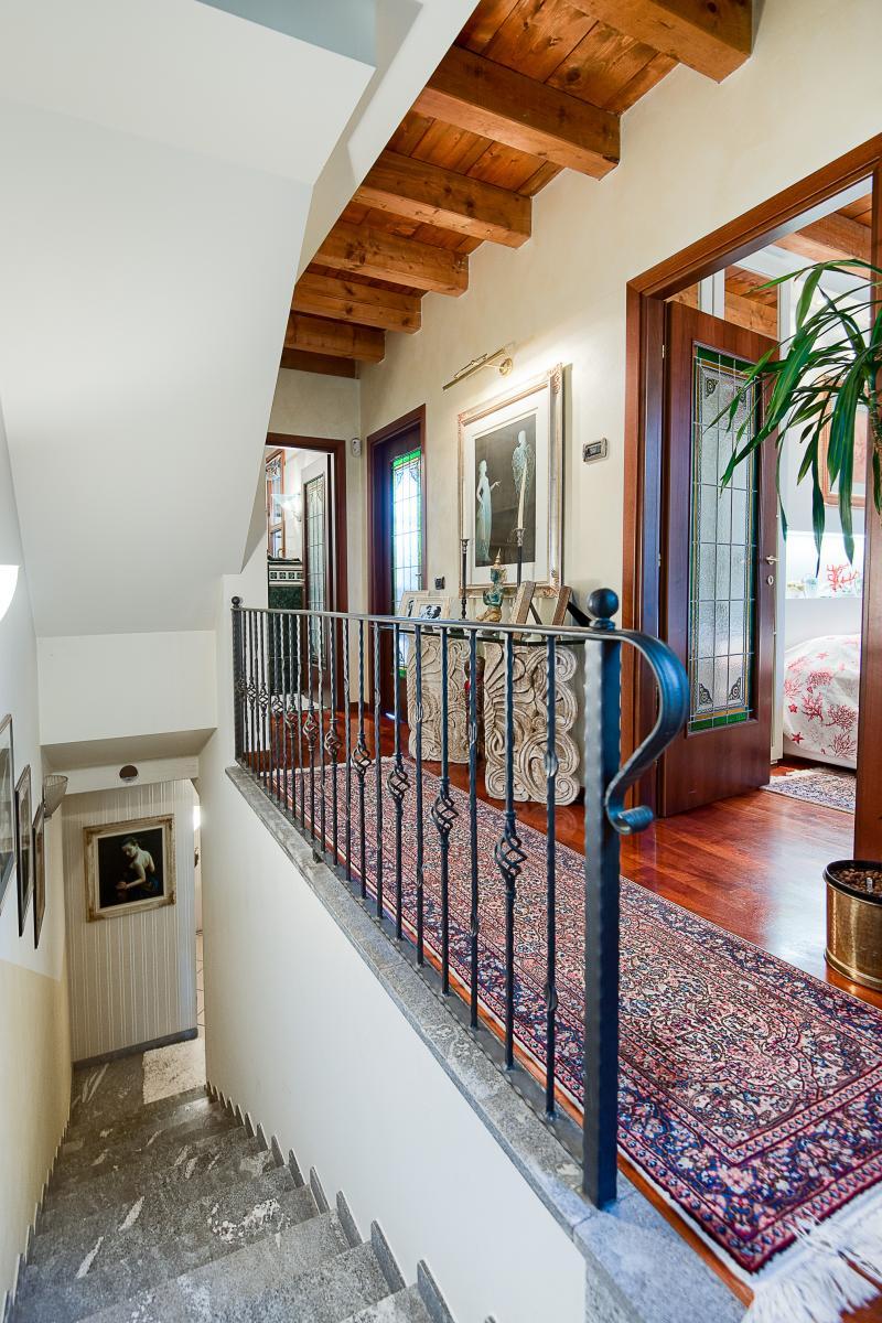 Villa a schiera nella  Residenza Longhignana (Peschiera Borromeo) Vendita in Esclusiva - 31