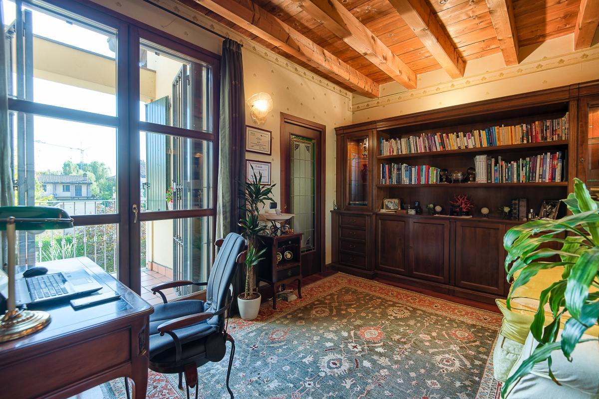 Villa a schiera nella  Residenza Longhignana (Peschiera Borromeo) Vendita in Esclusiva - 41