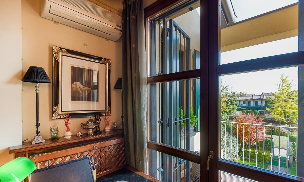 Villa a schiera nella  Residenza Longhignana (Peschiera Borromeo) Vendita in Esclusiva - 47