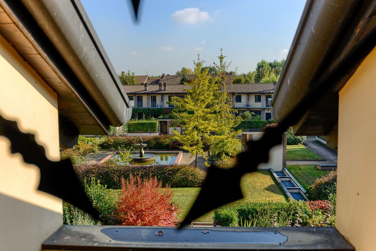 Villa a schiera nella  Residenza Longhignana (Peschiera Borromeo) Vendita in Esclusiva - 56
