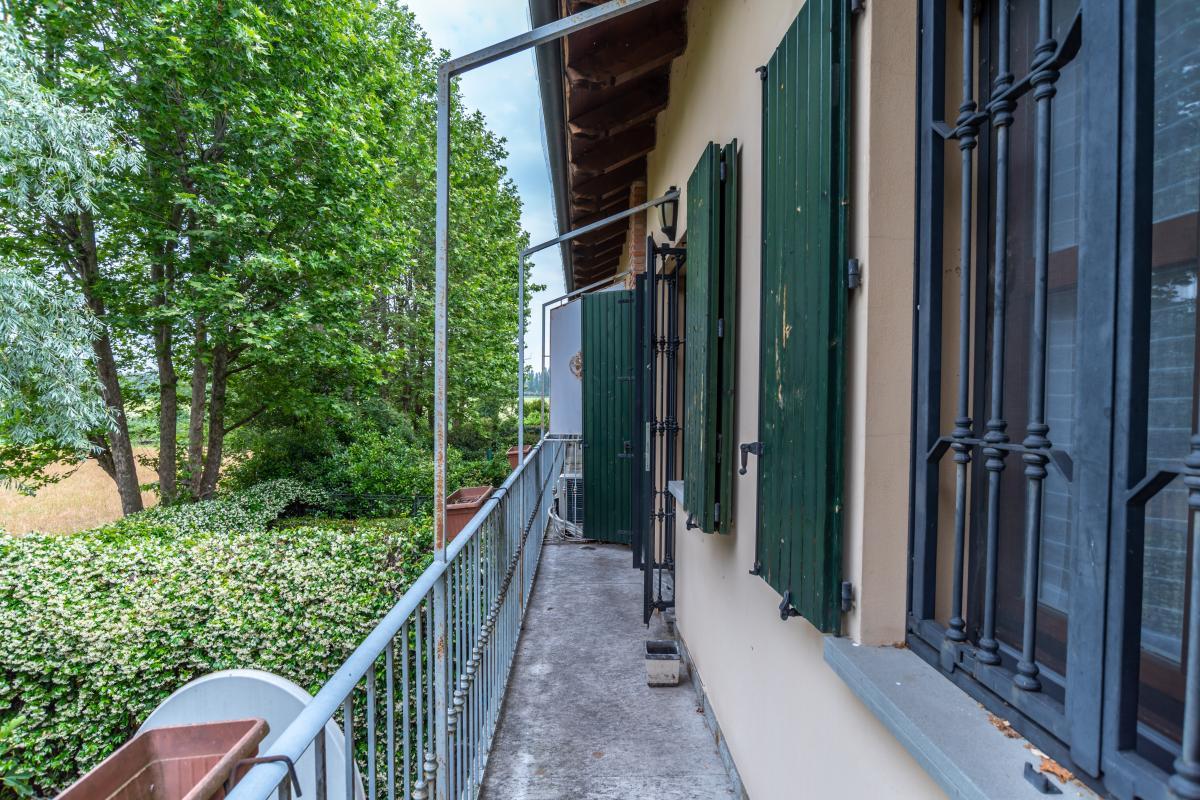 Villa a schiera particolare  Residenza Longhignana (Peschiera Borromeo) Vendita in Esclusiva - 23