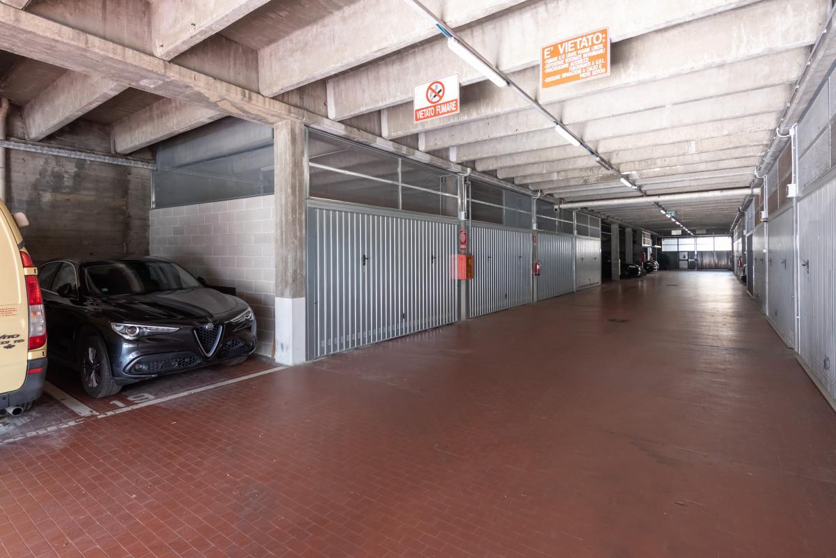 Box/Garage doppio, ottimo investimento  San Felice (Segrate) Vendita in Esclusiva - 2