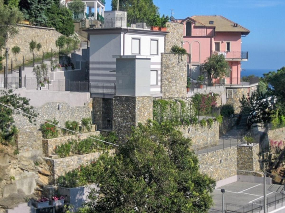 Trilocale con terrazza vista mare  Alassio in Vendita - 4