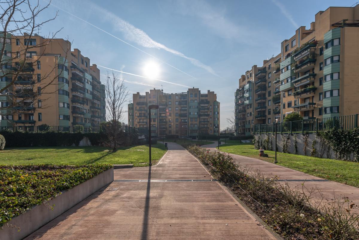 Trilocale alle Residenze Malaspina adiacenti  San Felice (Segrate) in Vendita - 26