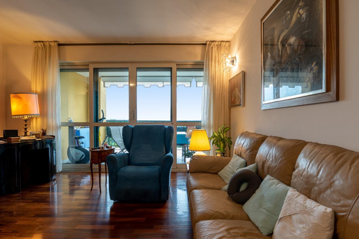 Quadrilocale ultimo piano Residenze Malaspina adiacenti  San Felice (Segrate) Vendita in Esclusiva - 1