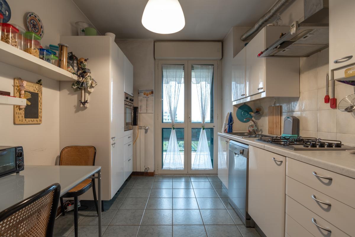 Quadrilocale ultimo piano Residenze Malaspina adiacenti  San Felice (Segrate) Vendita in Esclusiva - 7