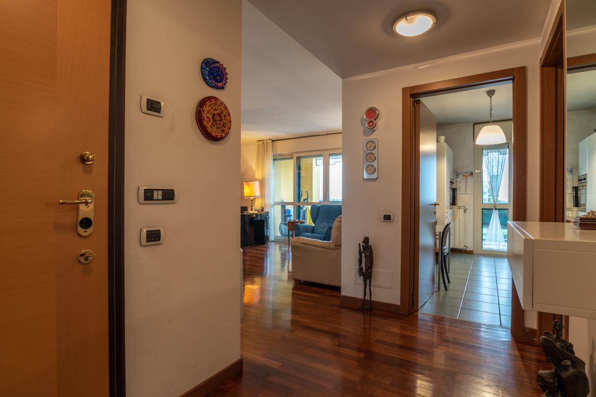 Quadrilocale ultimo piano Residenze Malaspina adiacenti  San Felice (Segrate) Vendita in Esclusiva - 6