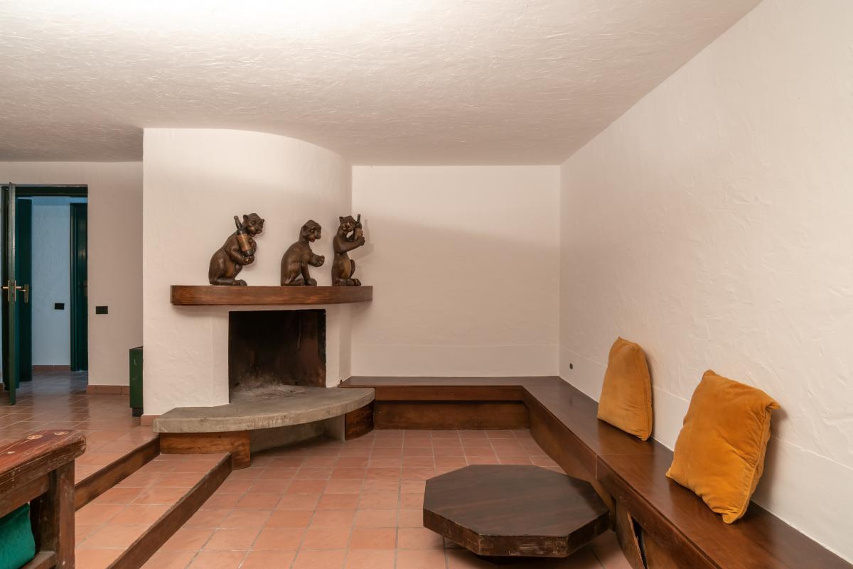 Villa singola con piscina  Lucino (Rodano) Vendita in Esclusiva - 20