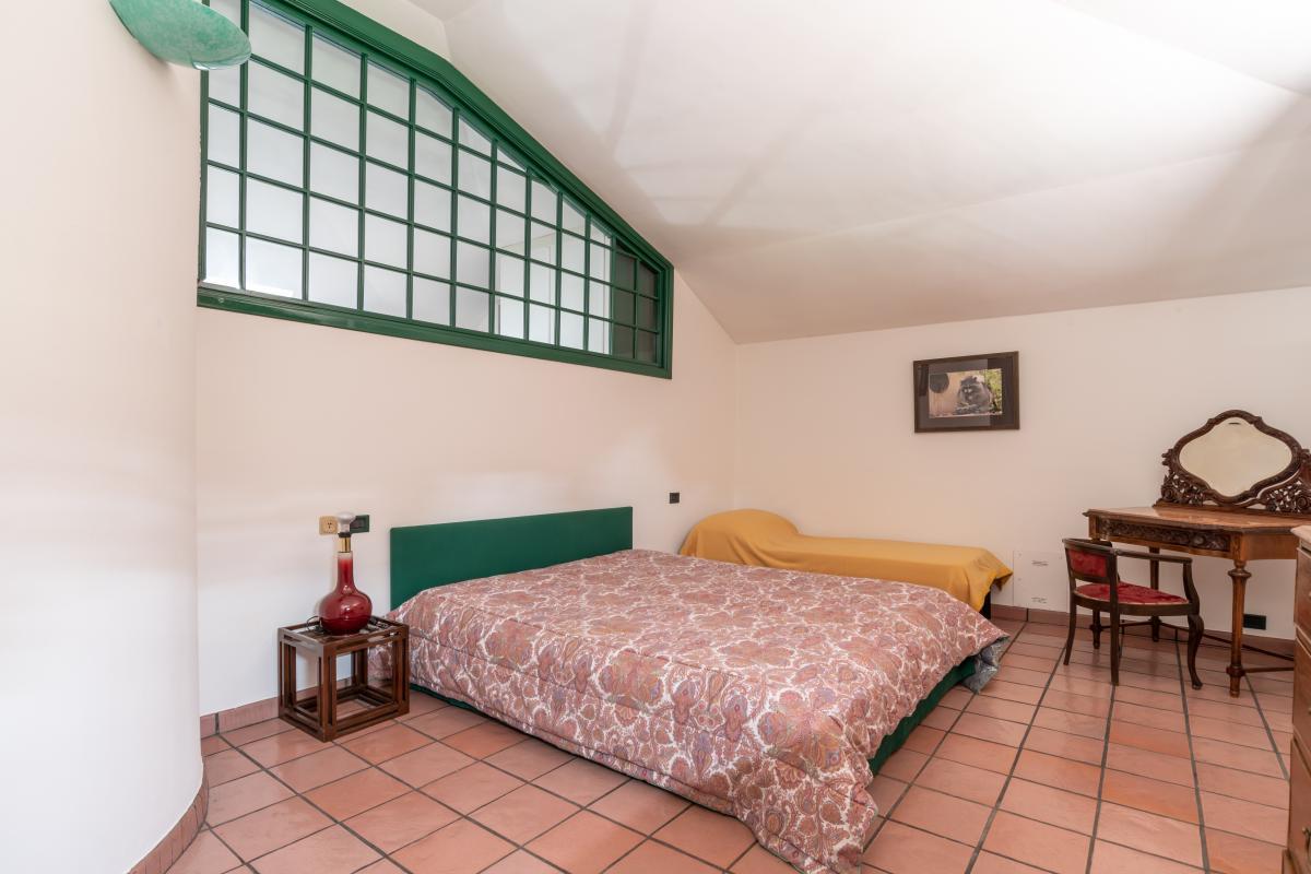 Villa singola con piscina  Lucino (Rodano) Vendita in Esclusiva - 22