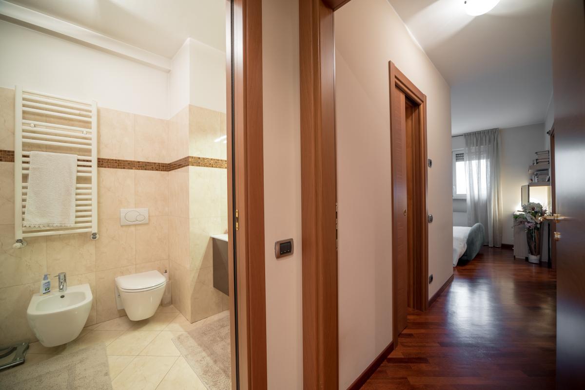 Trilocale nelle Residenze Malaspina, adiacenti  San Felice (Segrate) Vendita in Esclusiva - 8