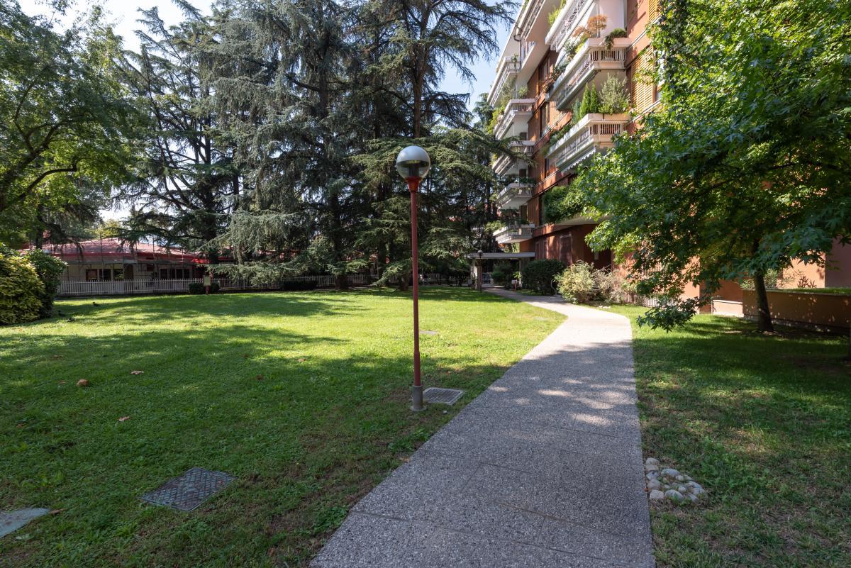Quadrilocale piano alto  Milano 2 (Segrate) Vendita in Esclusiva - 22