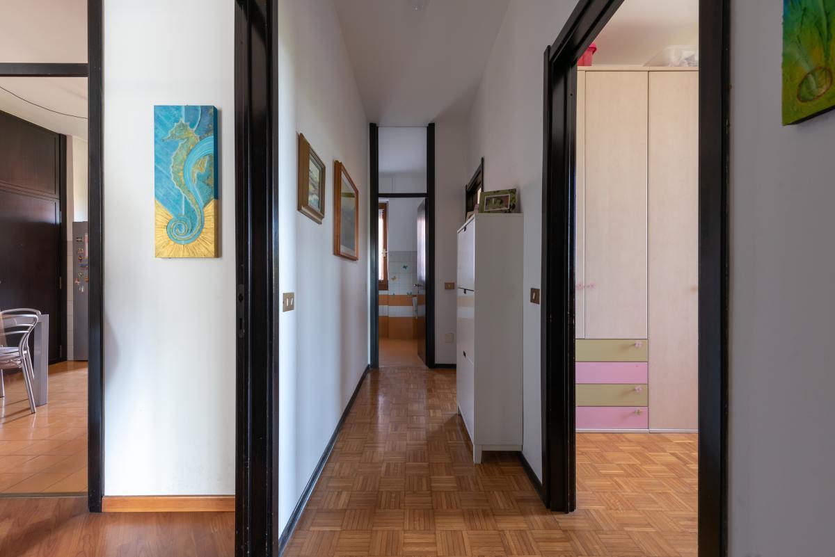 Quadrilocale piano alto  Milano 2 (Segrate) Vendita in Esclusiva - 12