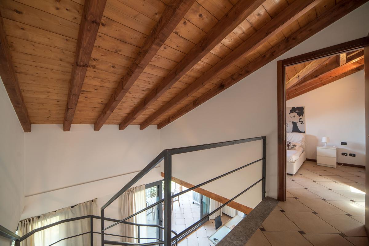 Trilocale ampio, su due livelli, nella  Residenza Longhignana (Peschiera Borromeo) Affitto in Esclusiva - 14