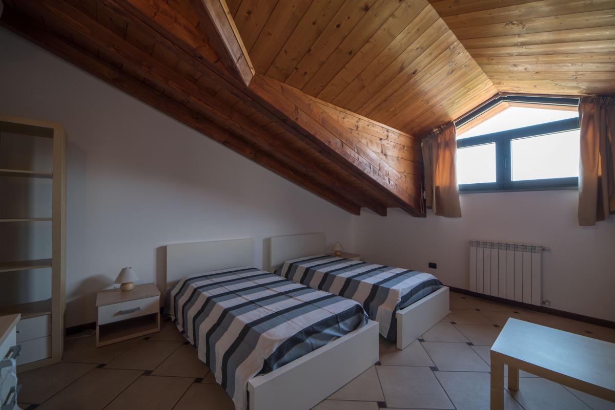 Trilocale ampio, su due livelli, nella  Residenza Longhignana (Peschiera Borromeo) Affitto in Esclusiva - 21
