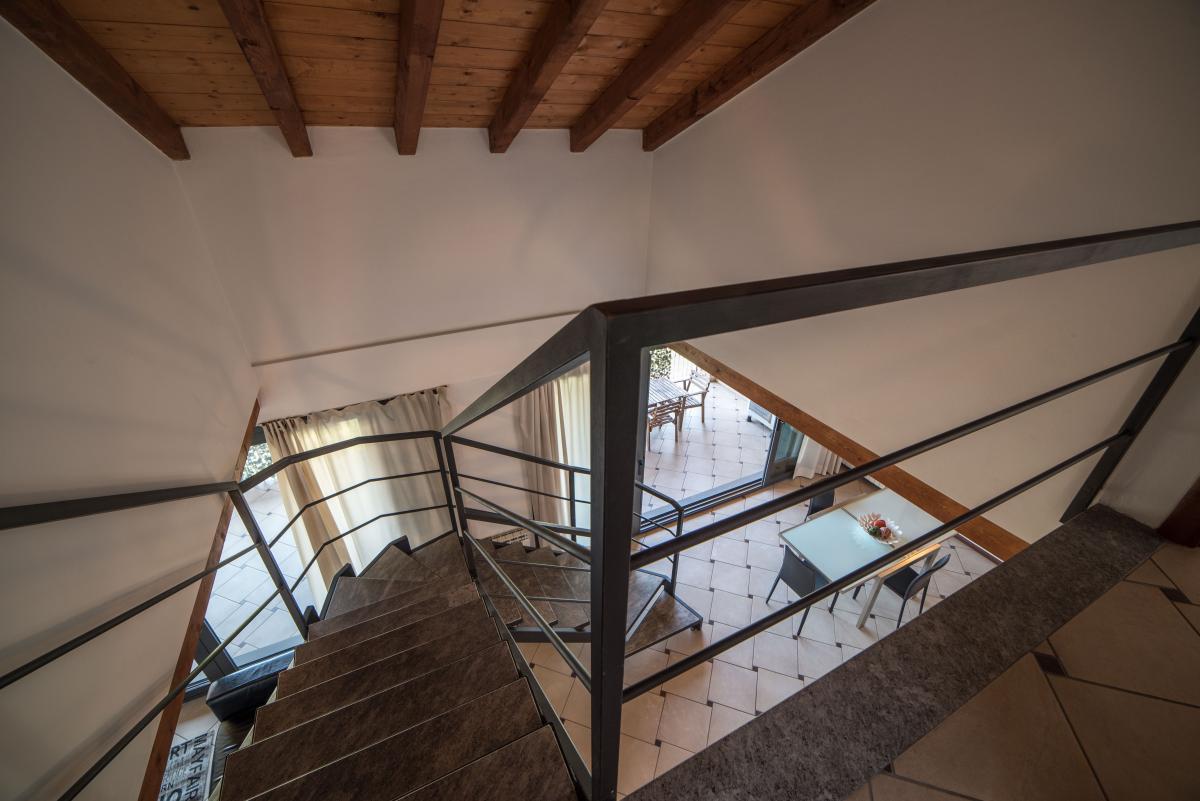 Trilocale ampio, su due livelli, nella  Residenza Longhignana (Peschiera Borromeo) Affitto in Esclusiva - 15