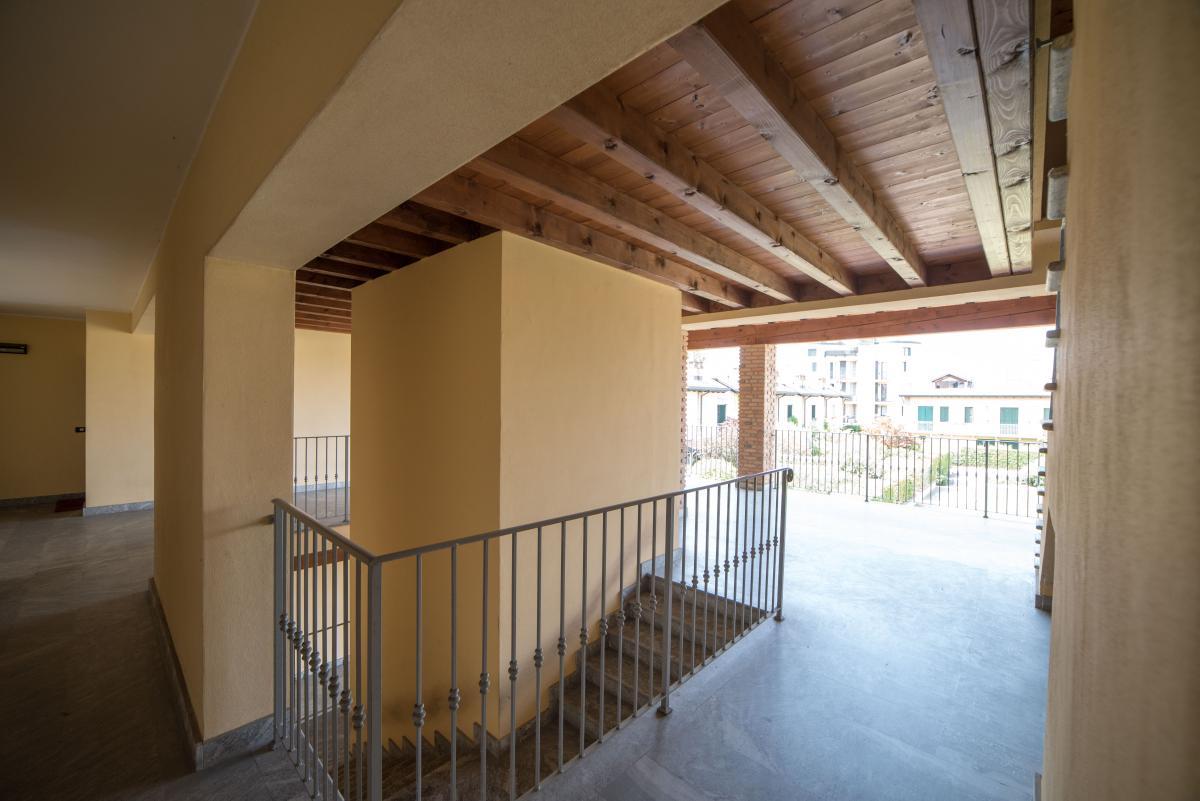 Trilocale ampio, su due livelli, nella  Residenza Longhignana (Peschiera Borromeo) Affitto in Esclusiva - 23
