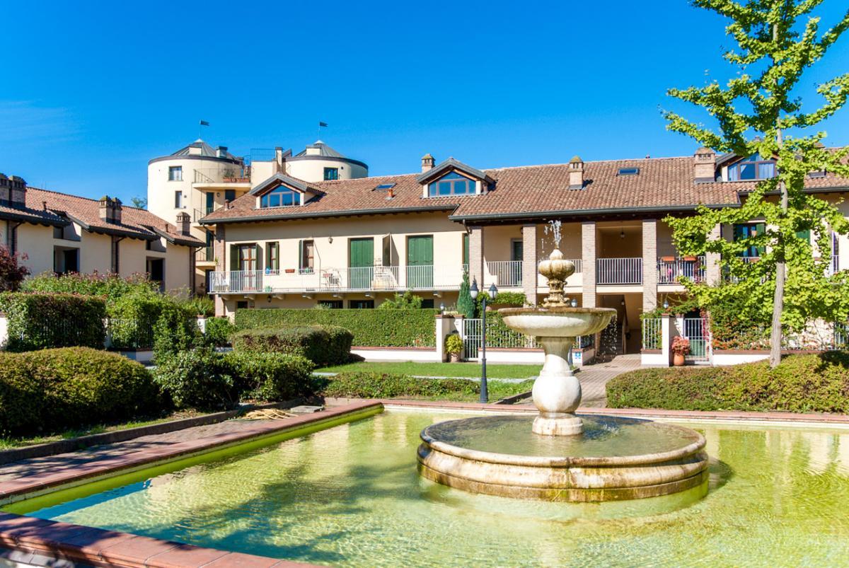 Bilocale ampio nella  Residenza Longhignana (Peschiera Borromeo) Affitto in Esclusiva - 12
