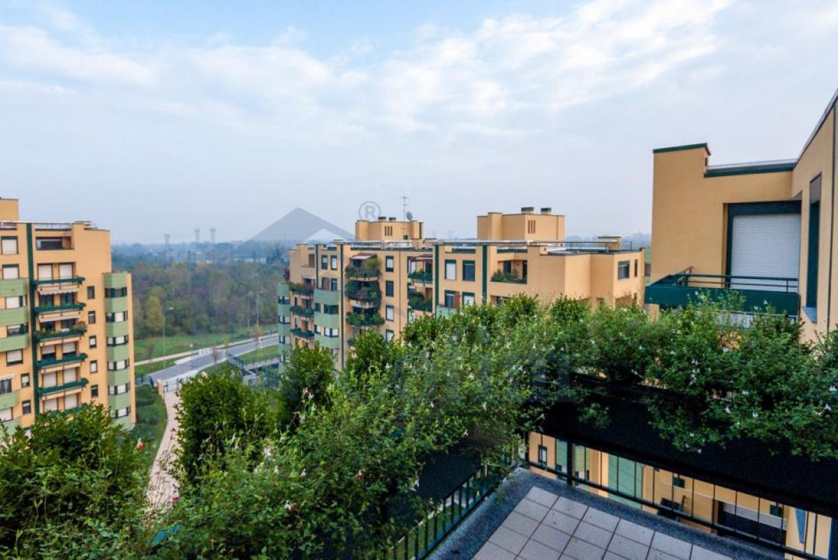 Attico prestigioso alle Residenze Malaspina adiacenti  San Felice (Segrate) Vendita in Esclusiva - 4