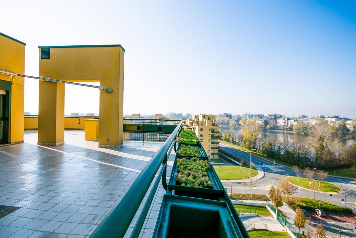 Attico alle Residenze Malaspina adiacenti  San Felice (Segrate) Vendita in Esclusiva - 5