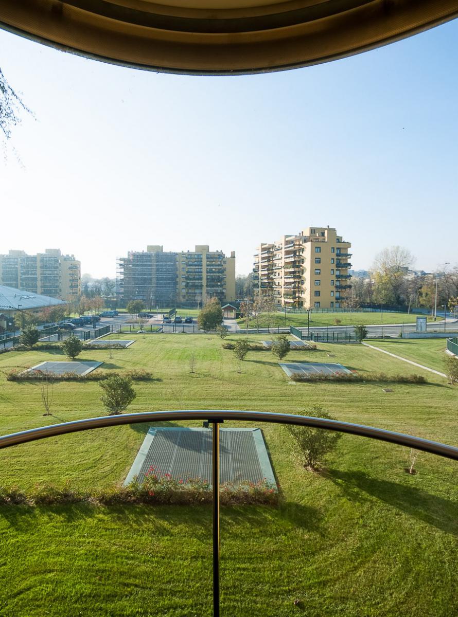 Attico alle Residenze Malaspina adiacenti  San Felice (Segrate) Vendita in Esclusiva - 9