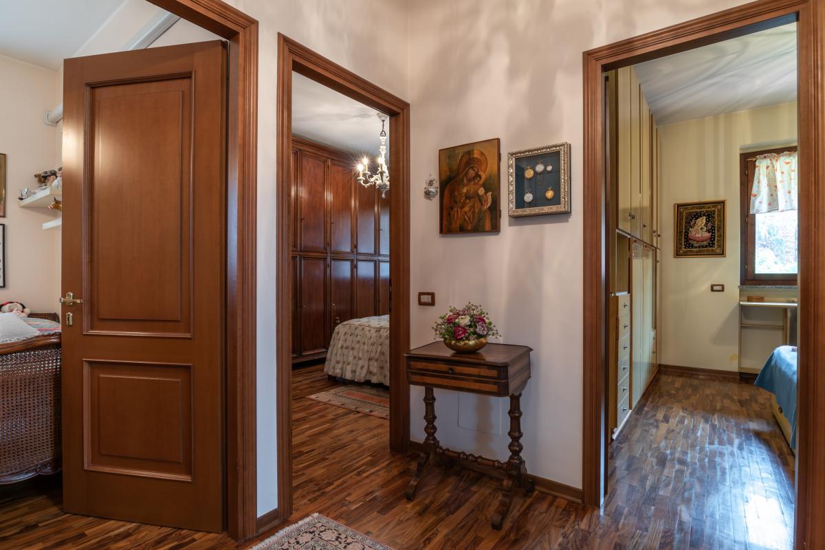 Villa singola con bilocale indipendente in  Bettola (Peschiera Borromeo) Vendita in Esclusiva - 14