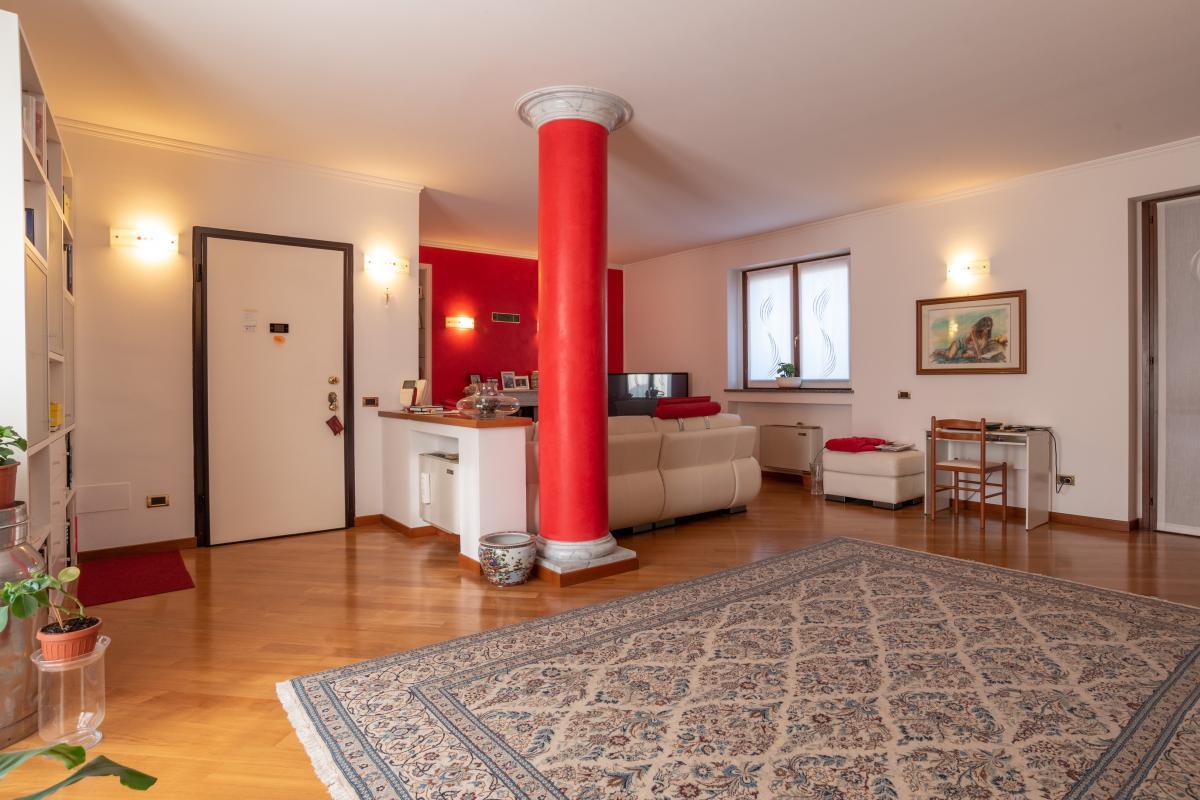 Attico prestigioso con terrazzo e balconi a  Bettola (Peschiera Borromeo) in Vendita - 7